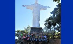 """""""Desafio do Morro do Cristo"""" chega à terceira  edição para moradores e turistas de Serra Negra"""
