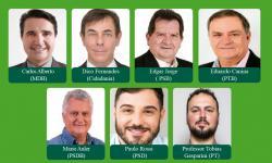 Amparo lidera em número de candidatos a prefeito no Circuito das Águas