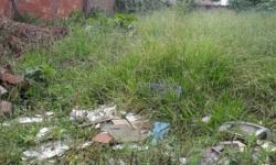 Prefeitura está notificando donos de terrenos abandonados