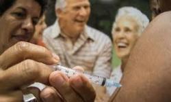 Vacinação de idosos de 85 a 89 anos começa dia 17