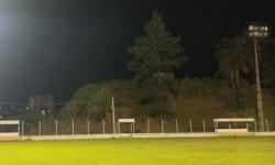 Fiação de Estádio Municipal é furtada