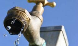 Interrupção no abastecimento de água