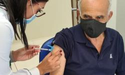 Apenas 8,8% da população extremense está imunizada