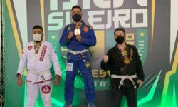 Atleta de Bragança conquista o título de campeão brasileiro de Jiu Jitsu