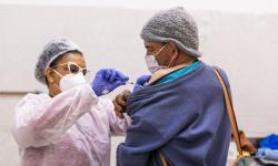 População em situação de rua é vacinada com dose única
