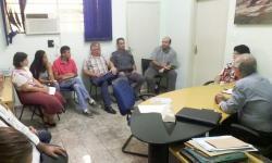 Reunião do Gabinete de Gestão Integrada  estuda melhorias para o município