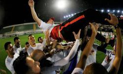 Depois de 21 anos, Braga está de volta à elite do Brasileiro