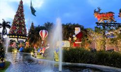 Natal Ypê já está aberto para visitação