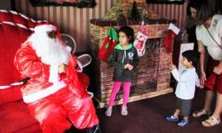 Final de semana tem programação de Natal