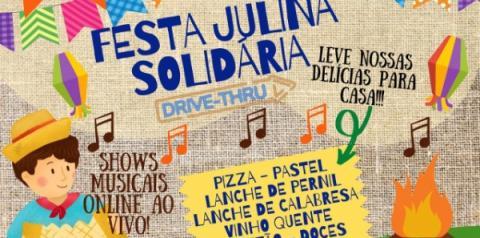 Neste final de semana tem Festa Julina Solidária na Vila São Vicente de Paulo