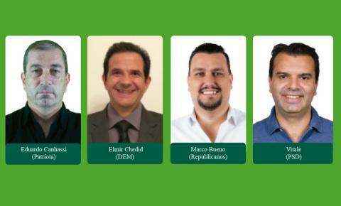 Eleitores de Serra Negra terão 4  candidatos a prefeito nas eleições 2020