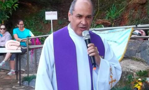 Corpo de Padre Sebastião foi sepultado na quarta-feira