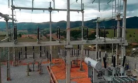 Energisa investe em nova subestação de energia