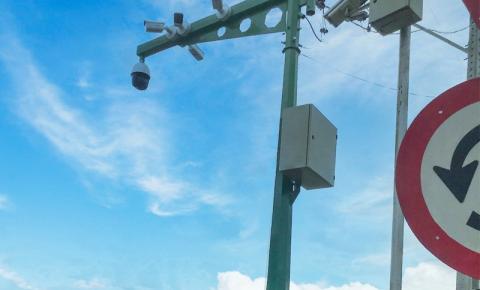 Dez novos equipamentos de vigilância e monitoramento começam a ser instalados