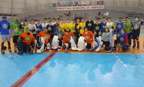 Amparo é base de treinamentos da Seleção Brasileira