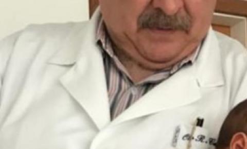 Médico Pediatra, Dr. Oto, morre em Bragança
