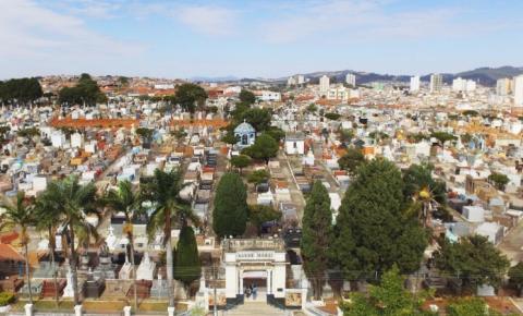Cemitério da Saudade tem recorde de sepultamentos