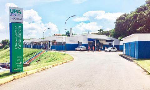 Atendimento de Covid-19 passará a ser na UPA Vila Davi
