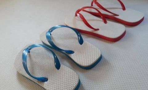 Campanha arrecada chinelos para pacientes