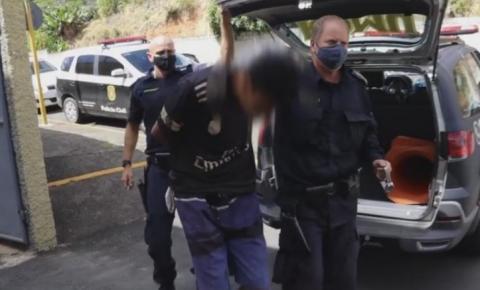 Joalheria é furtada e dois homens são presos