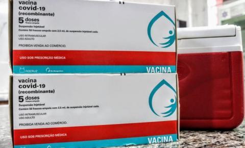 Bragança iniciará vacinação para idosos acima de 65 anos