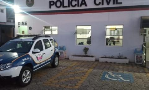 Equipe Guardiã Maria da Penha prende homem por descumprimento de medida protetiva