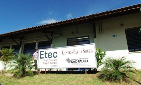 Etec abre inscrições para Vestibulinho 2º Semestre