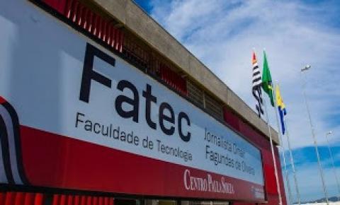 Fatec Bragança tem inscrições abertas para 5 cursos
