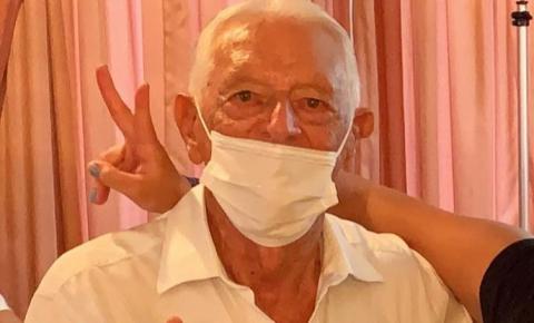 Vice-prefeito com Covid-19 piora, e é intubado