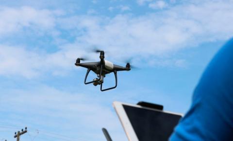 Energisa usa drones para inspeções na rede elétrica da região