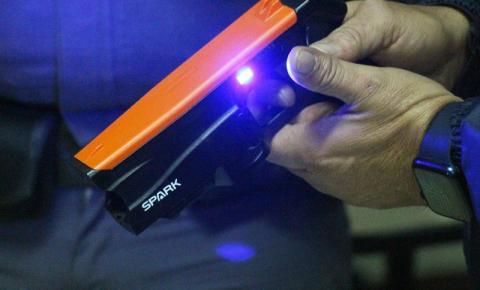 GCM usará armamento de eletrochoque