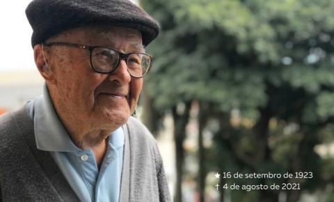Pai do deputado Daniel José, morre em Bragança Paulista