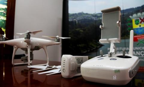 Bragança terá drone para ações no município
