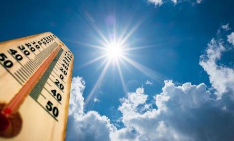 Defesa Civil alerta para onda de calor nos próximos dias