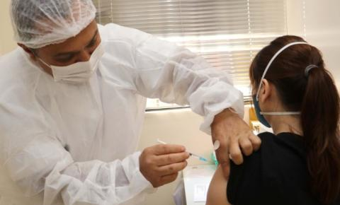 Bragança  vacina mais de 100% da população com 18 anos ou mais contra COVID-19