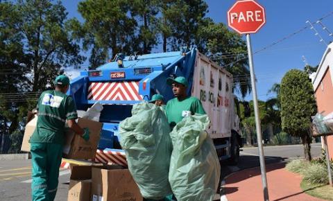 Atibaia expande coleta seletiva para a zona rural