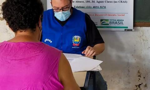 Próxima ação do CRAS Volante atenderá moradores da zona rural