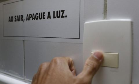 """Empresa de energia reforça importância de campanha """"Se desperdiçar, vai faltar"""""""