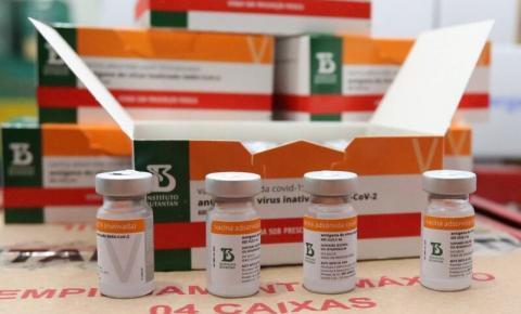 Secretaria de Saúde abre agendamento de 1ª e 2ª para vacinação contra a Covid-19, a partir das 12h