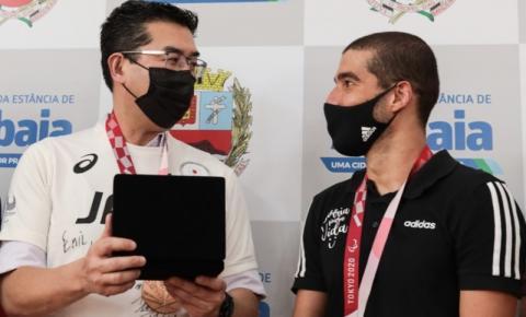 Daniel Dias é o novo secretário de Esportes de Atibaia