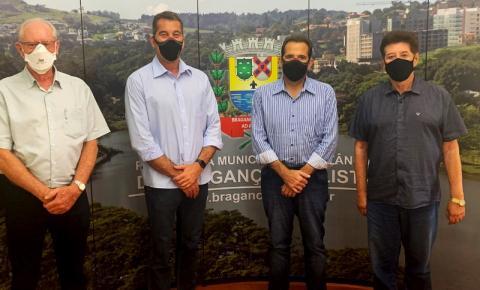 Administração recebe visita do novo Superintendente da Polícia Rodoviária Federal de São Paulo