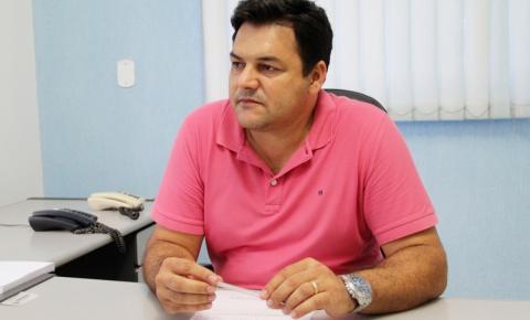Novo prefeito de  Pinhalzinho fala dos  desafios do cargo