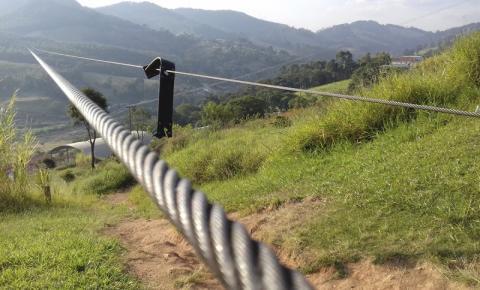Dívida, falta de seguro e documentação, resultam no fechamento da Tirolesa