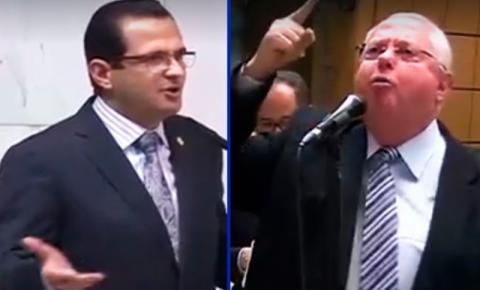 """""""A novela não acabou"""", afirma deputado Barros Munhoz"""
