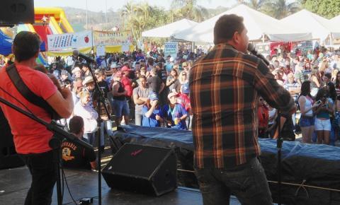 Pinhalzinho realiza no domingo a Festa dos Caminhoneiros