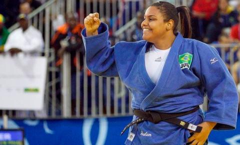 Amparo teve uma representante nos Jogos Olímpicos Rio 2106