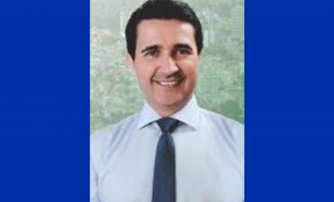 Candidato Carlos Alberto (PMDB), se defende sobre compra de votos
