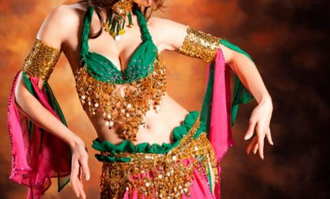 Dança do Ventre beneficente
