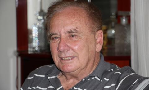 Prefeito Lauro (DEM), promete trabalho, trabalho e trabalho
