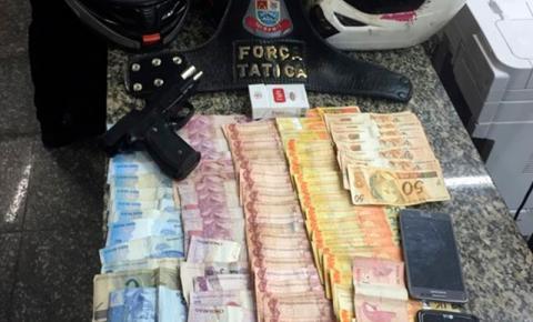Bandidos de Bom Jesus são presos após assaltos em postos de combustíveis
